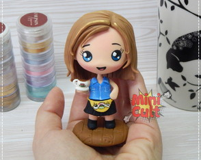 Toy kawaii Rachel Green - Friends