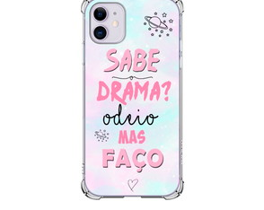 Case Para iPhone 11 - (frases)