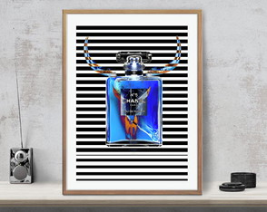 Arte Digital para download: Chanel n5 mod 004