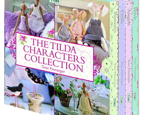 Livro The tildas Characters Collection