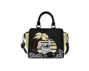 Bolsa Feminina Loungefly Disney/ Stitch Original