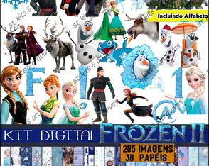 Kit Digital Frozen 2