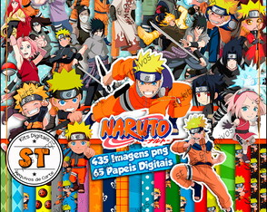 Super Kit Digital Naruto