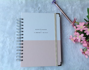 Planner Happy 2021 - Semanal Horizontal 1