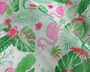 TNT estampado - Tropical - 1 metro