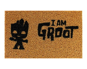 Tapete Capacho Divertido Séries I Am Groot