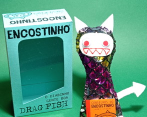 Encostinho Drag Fish