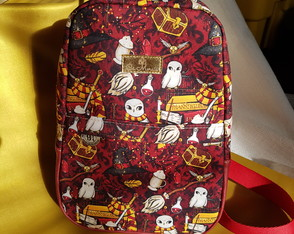 Mochila Harry Potter