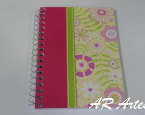mini-caderno-decorado
