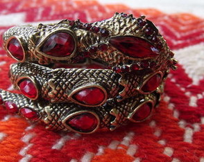 bracelete-cobrinus-red