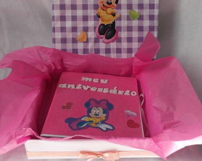 album-fotos-personalizado-da-minnie