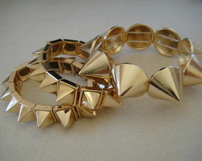 maxi-spike-gold