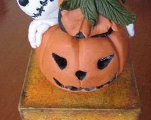 Caixinha Jack - The Pumpkin King