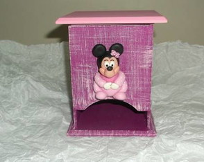Porta-absorvente - Minnie