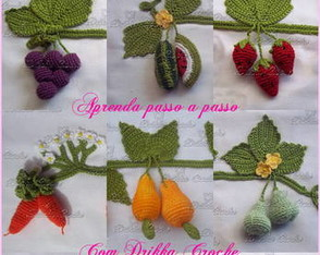 Dvd mini frutas e legumes Vol.1