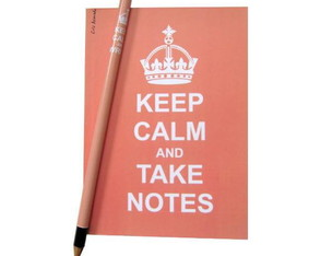 kepp-calm-and-take-notes