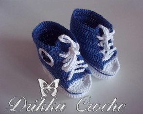 tenis-all-star-croche