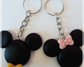 chaveiro-minnie-mickey