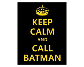 quadro-decoracao-vintage-k-calm-batman