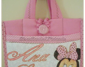 Caderno Do Bebê - Minnie