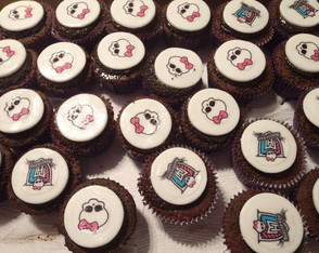 Cupcake Monster High