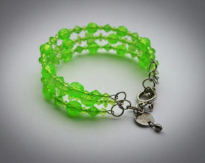Pulseira Neon Verde / PC12-VE01