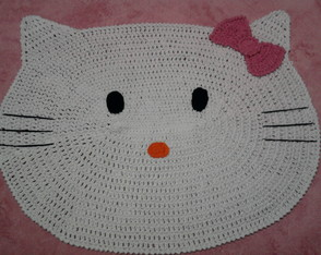 Tapete Hello Kitty