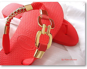 havaiana-red-in-gold