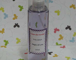 Body Splash Magic of Love 250ml