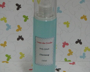 Body Splash Charming 250ml