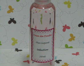 Óleo Corporal Seduction 200ml