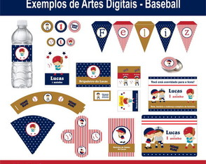 Arte Festa Digital - Baseball