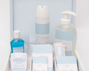 Kit Toilette Fem/Masc + Kit Costura