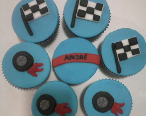 Cupcakes Hot Wheels