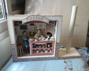mini-pizzaria