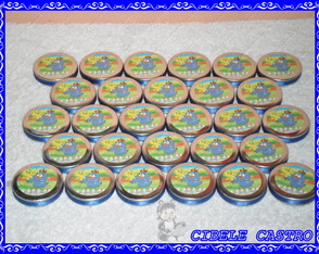 LATINHAS MINTS DECORADAS