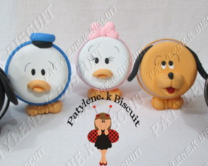 MINI BALEIRO TURMA DO MICKEY BISCUIT K-1