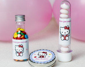Kit Lembrancinhas Festa Hello Kitty