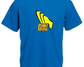 Camiseta Adulto Johnny Bravo