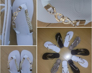 Chinelo Havaianas Top Luxo