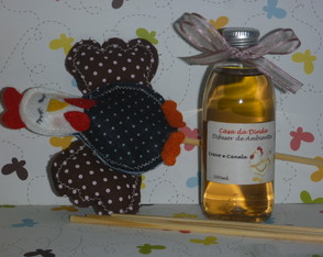 Difusor Cravo E Canela Coz Galinha 100ml