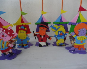 Circo dos Backyardigans