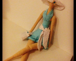 Kit Molde Tilda Dotie Doll
