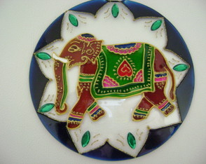 Mandala Elefante Indiano MP-155