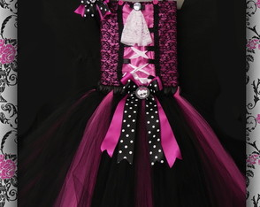 Monster High LUXO-Inspeirado Draculaura