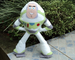 Buzz Lightyear de Toy Story