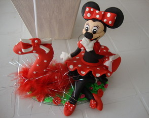 Mini topo minnie/ for birthday