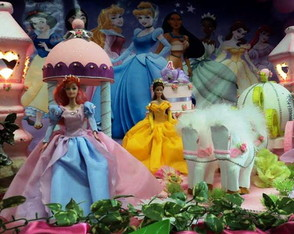 decoracao-de-festa-princesas-disney