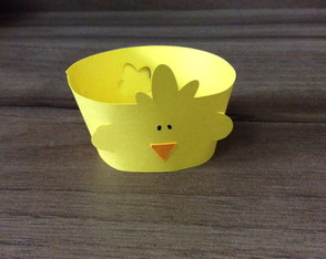 Wrapper para Mini-Cupcake Chicken