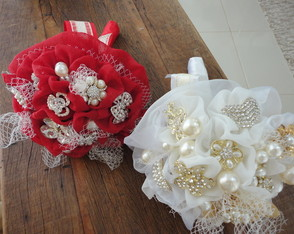 BUQUÊ DE BROCHES